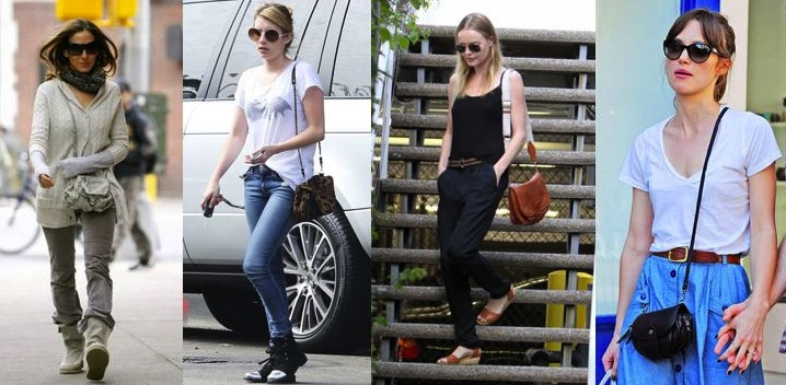 Sarah Jessica Parker, Emma Roberts, Kate Bosworth and Keira Knightley have all been seen sporting Jerome Dreyfuss.