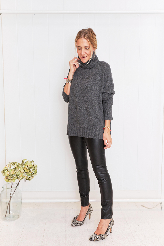 Guest Stylist Laura Fantacci Knitwear Special Iris