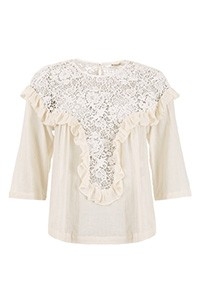 Masscob Calma Lace Top