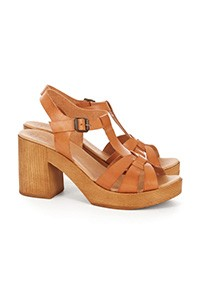 Penelope Chilvers Jude Leather Platforms